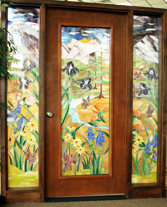 Kelley Stained Glass Custom Glass Tempering Polishing And More