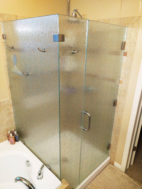 Frameless Shower Door Enclosures Kelley Stained Glass