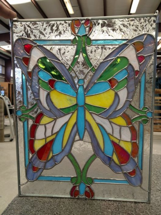 Butterfly Hanging Panel