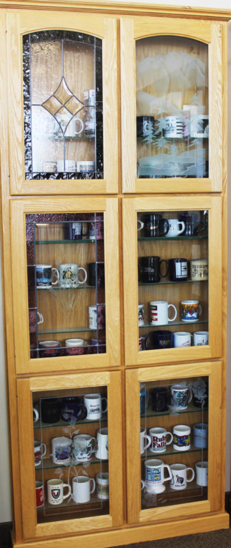 Cabinet Doors – Kelley Stained Glass